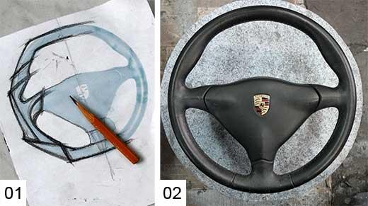 Как сделать детский руль своими руками фото 36