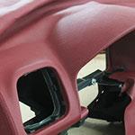 Технология перетяжки салона автомобиля кожей своими руками