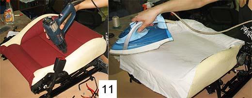 Как сделать подлокотник своими руками на киа рио